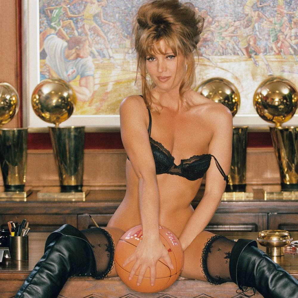Jeanie buss naked playboy, tattoo on a vagina