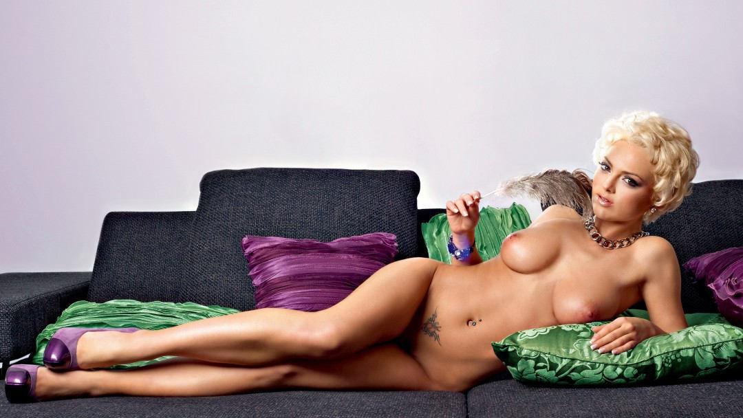 Fantasy Suite Starring Playboy Slovenia's Andra Vrhovec