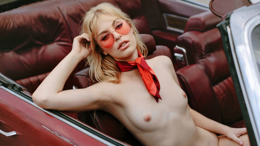 I Heart New York Starring Amanda Rosalina