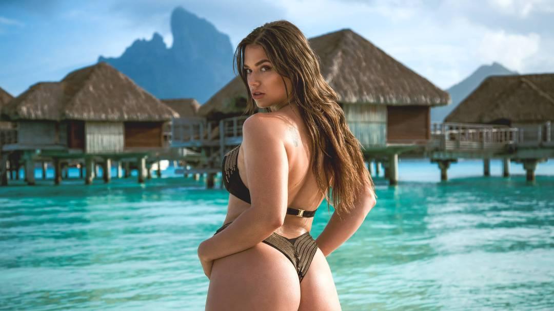 Paradise Found Starring Daisy Marchesi