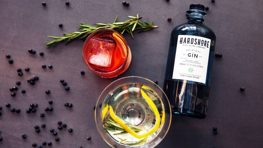 Hardshore Distilling: Risking It All for the Love of Gin