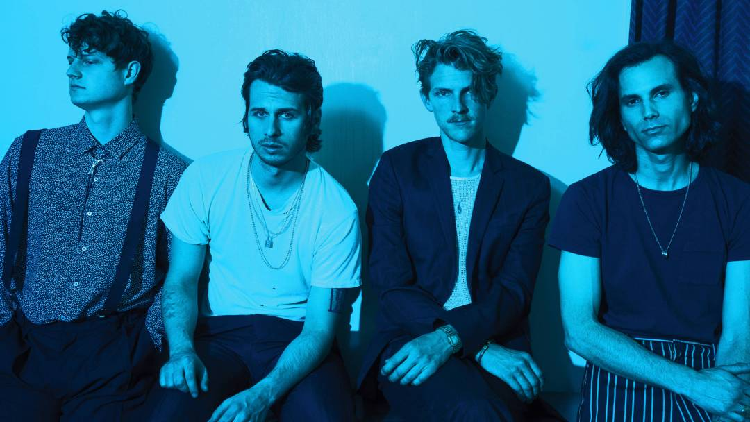 Foster the People Gets Pumped Up Again