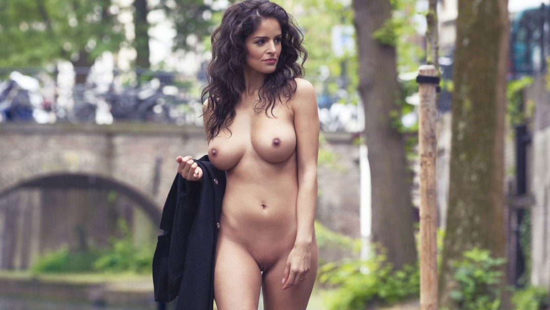 Living It Up in Utrecht with Playboy Netherland's Jade