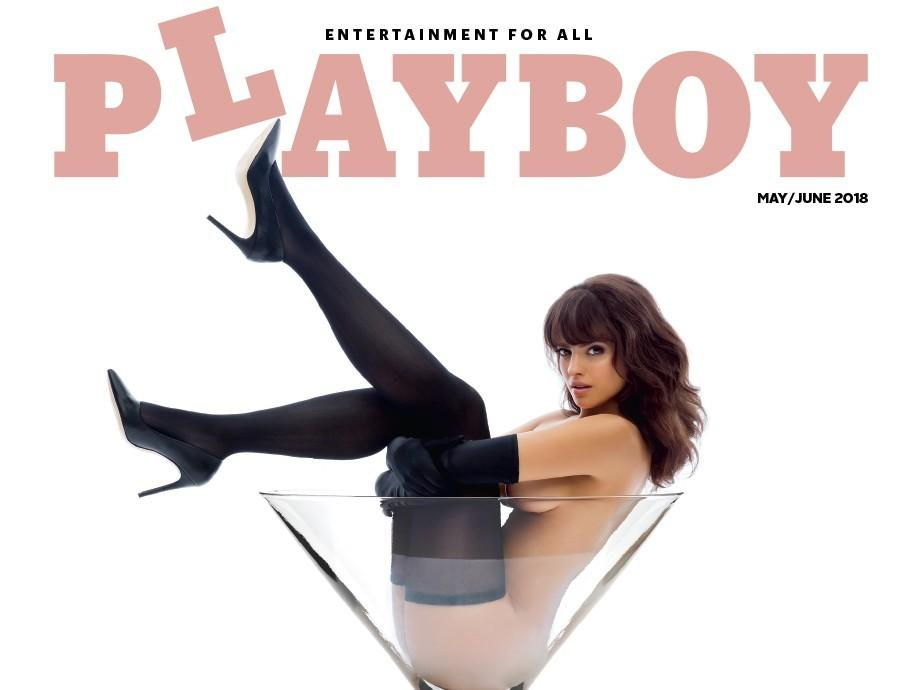 Now Available: The Digital Download of Playboy's May/June 2018 Issue