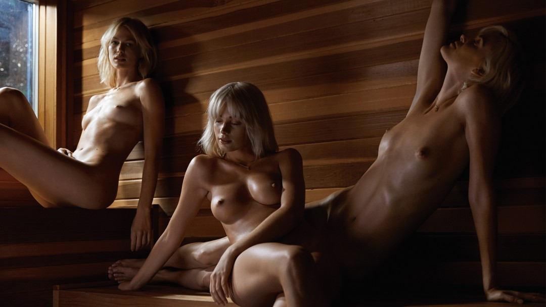 Terra, Taylor and Sydney