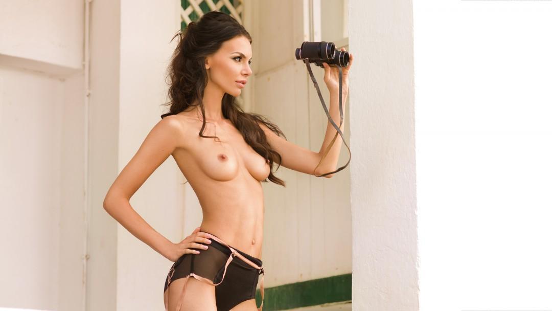 Take It to the Beach with Playboy Czech Republic's Olga Rom