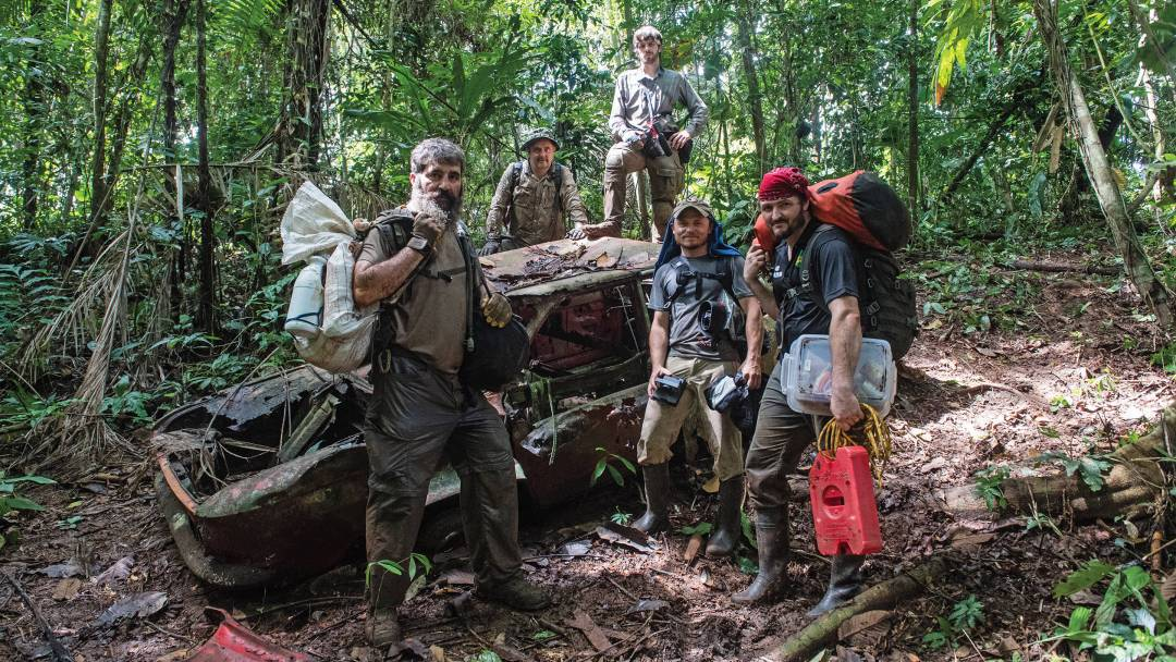 Surviving the Darien Gap: A Motorcycle Journey Into the Lawless Jungle
