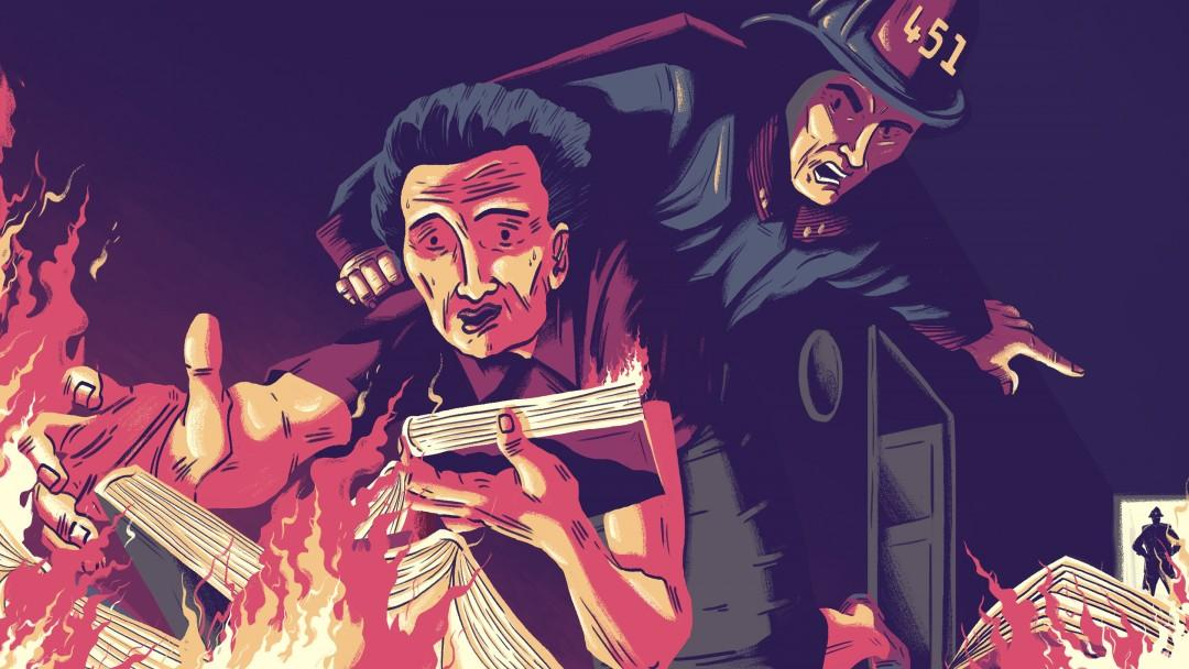 'Fahrenheit 451' and Its Blistering Legacy, From Playboy to Beyond