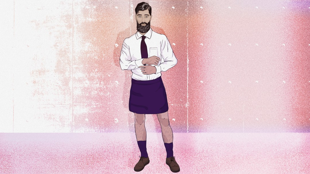 Why So Many Men Chase Skirts, But Won't Wear Them