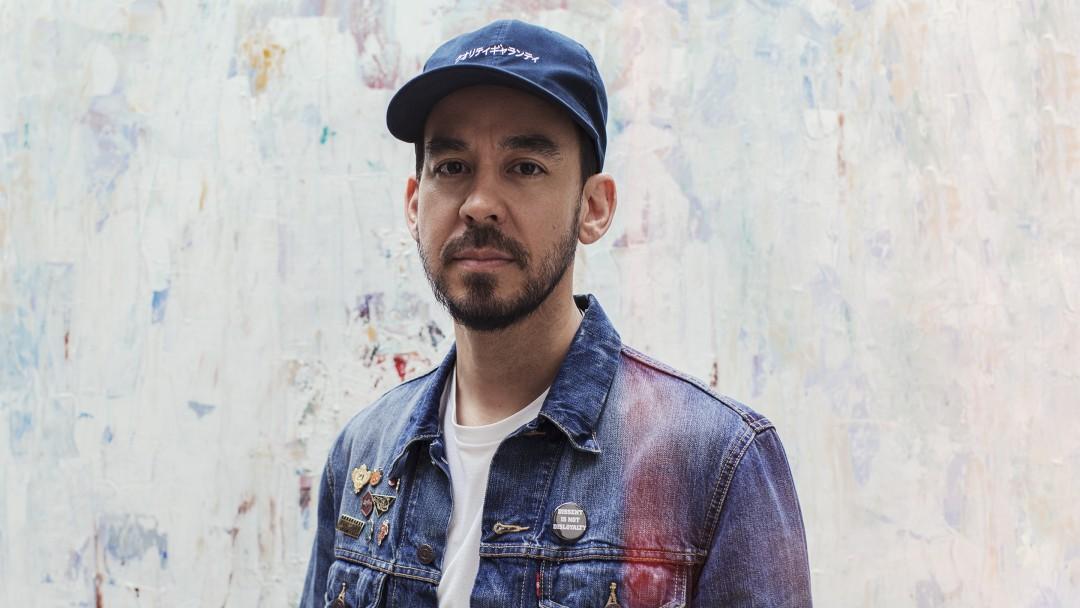 Mike Shinoda Moves Forward