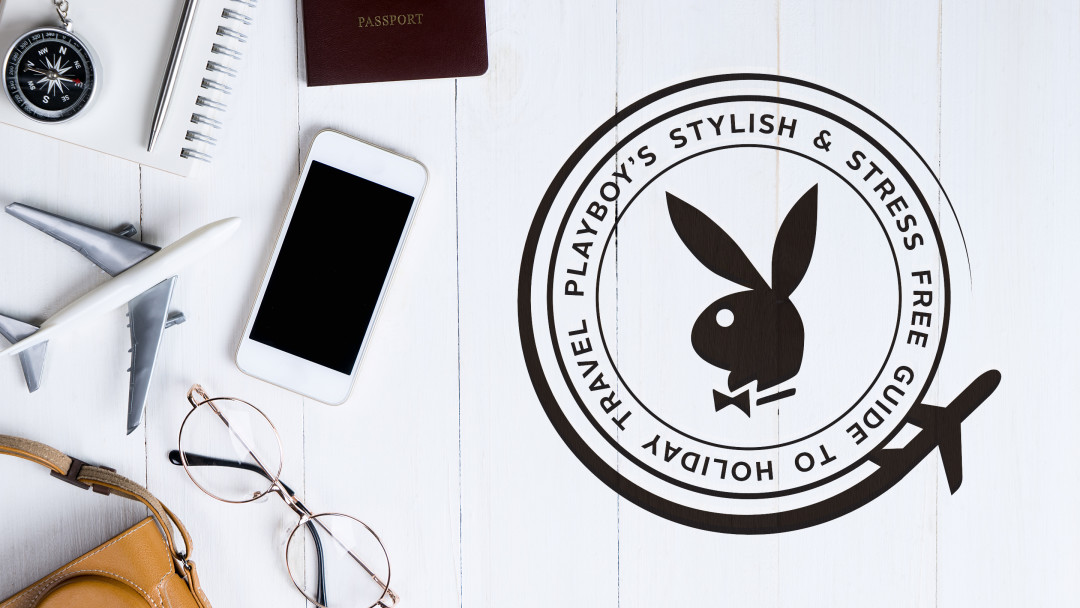 Playboy's Stress-free, Stylish Guide to Holiday Travel