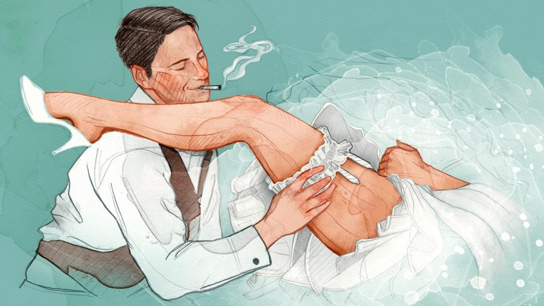 Trading in Champagne Toasts for Bong Hits: The Rise of Getting Stoned at Weddings