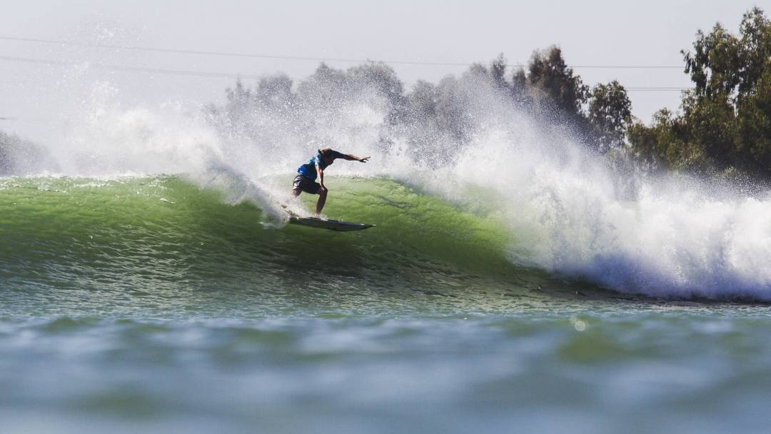 Surfing in the Valley: How a High-Tech Wave System Is Bringing the Sport to Dry Land