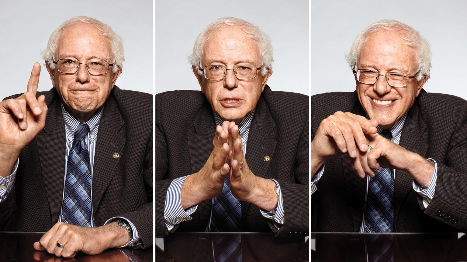 The October 2013 Playboy Inteview With Bernie Sanders