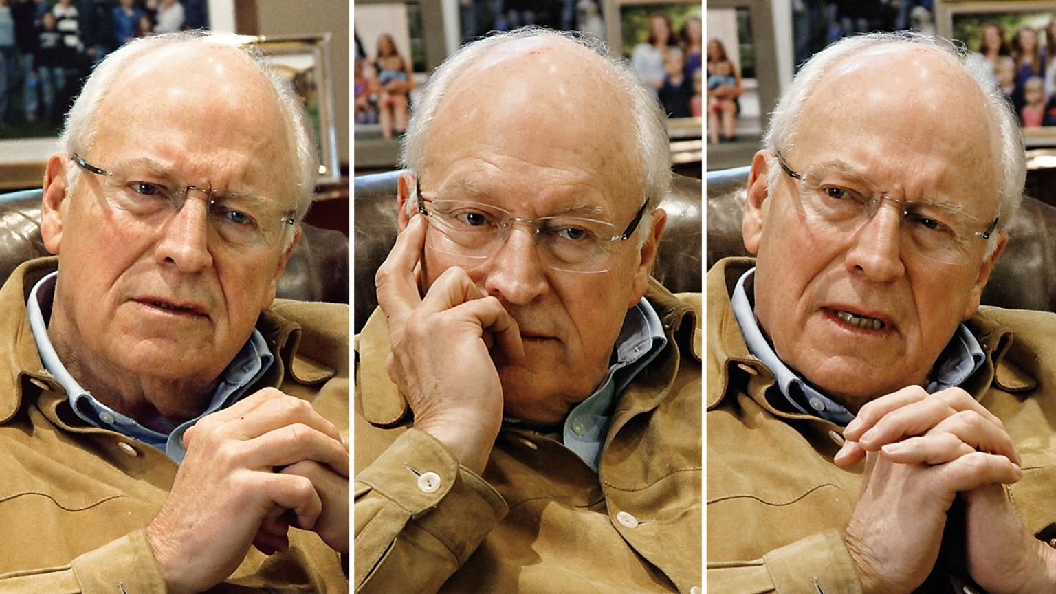 The April 2015 Playboy Interview With Dick Cheney