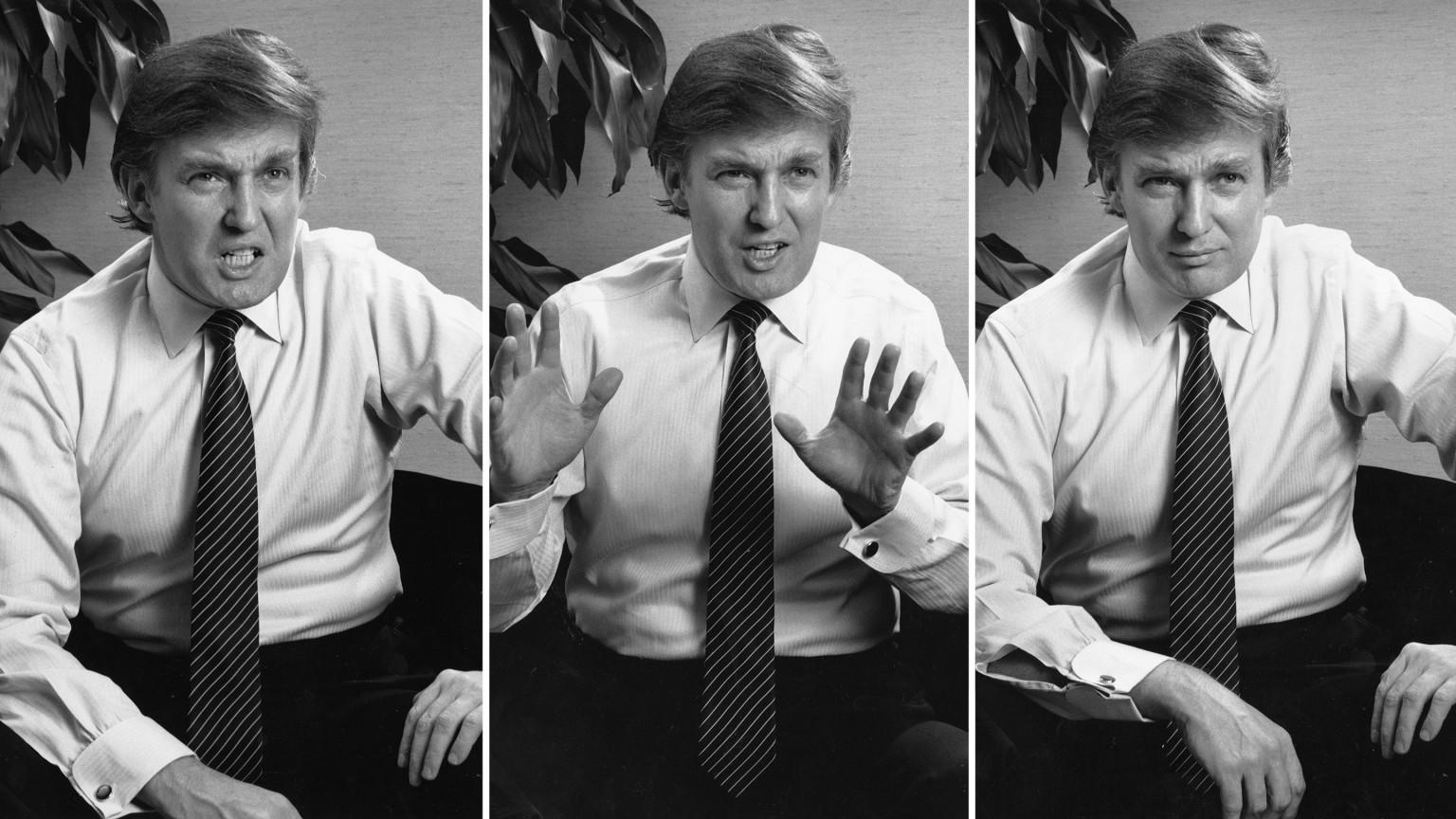 The 1990 Playboy Interview With Donald Trump