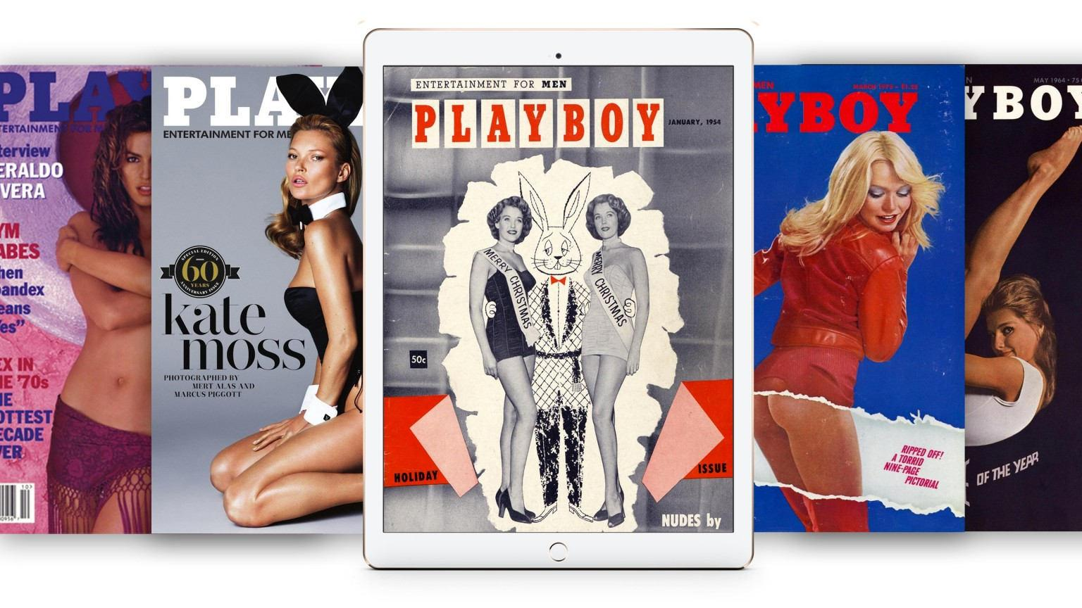 Download Now: The Playboy Classic App Offers Exclusive Content, Bunnies and More