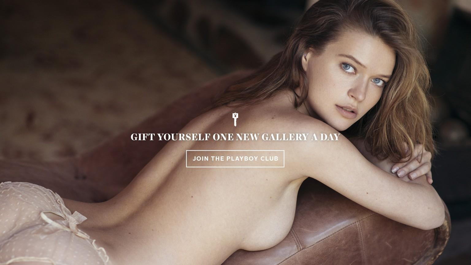 Unlock Playboy's Exclusive Content - Become a Member