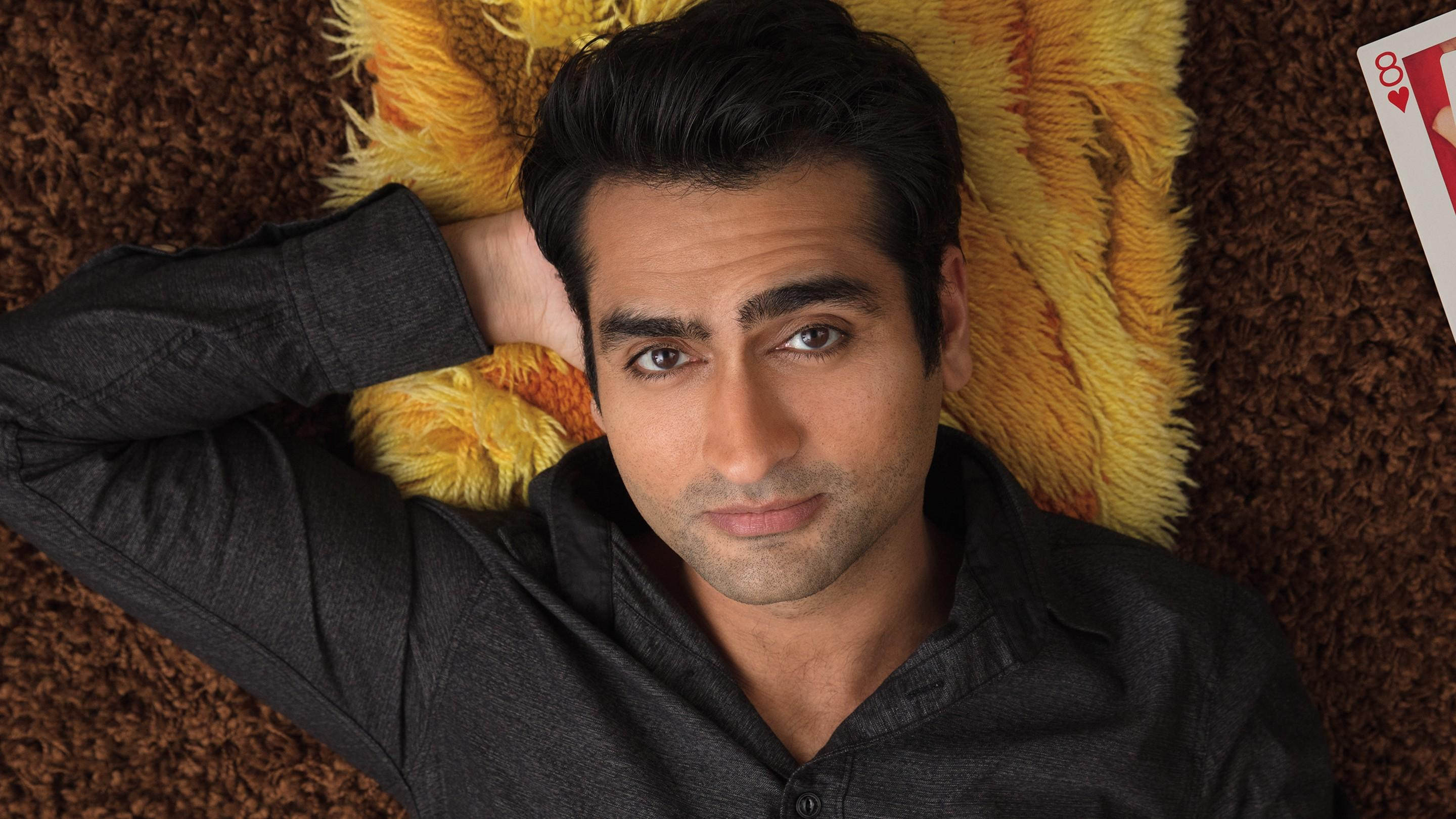 Kumail Nanjiani Is Hollywood's Newest Leading Man