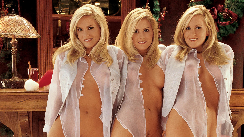 dahm triplets playboy