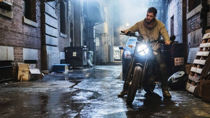 """We Had a Lot of Fun"": Tom Hardy's Ducati Scrambler Icon Is so Good, It's Venomous"