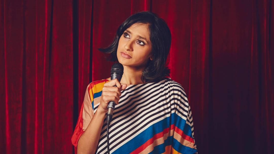 Aparna Nancherla Isn't Quite so Simple