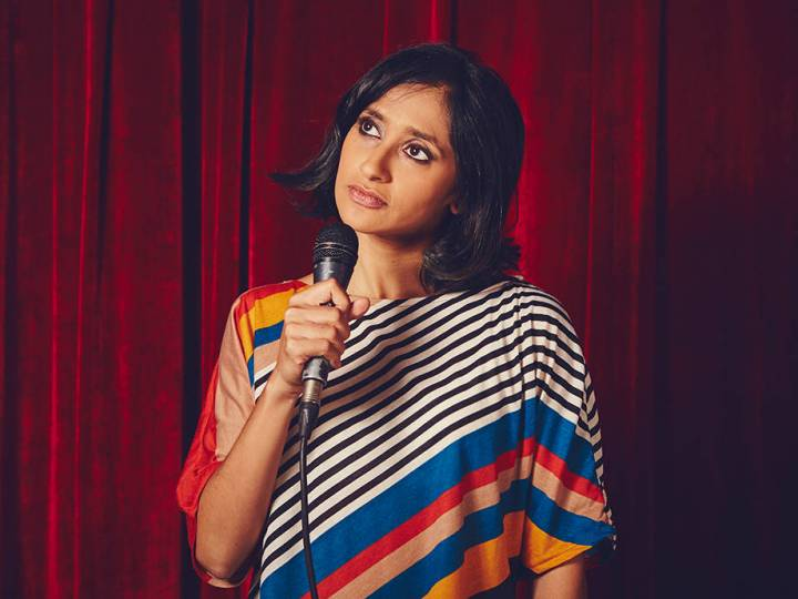 Aparna Nancherla Isn't Quite so Simple