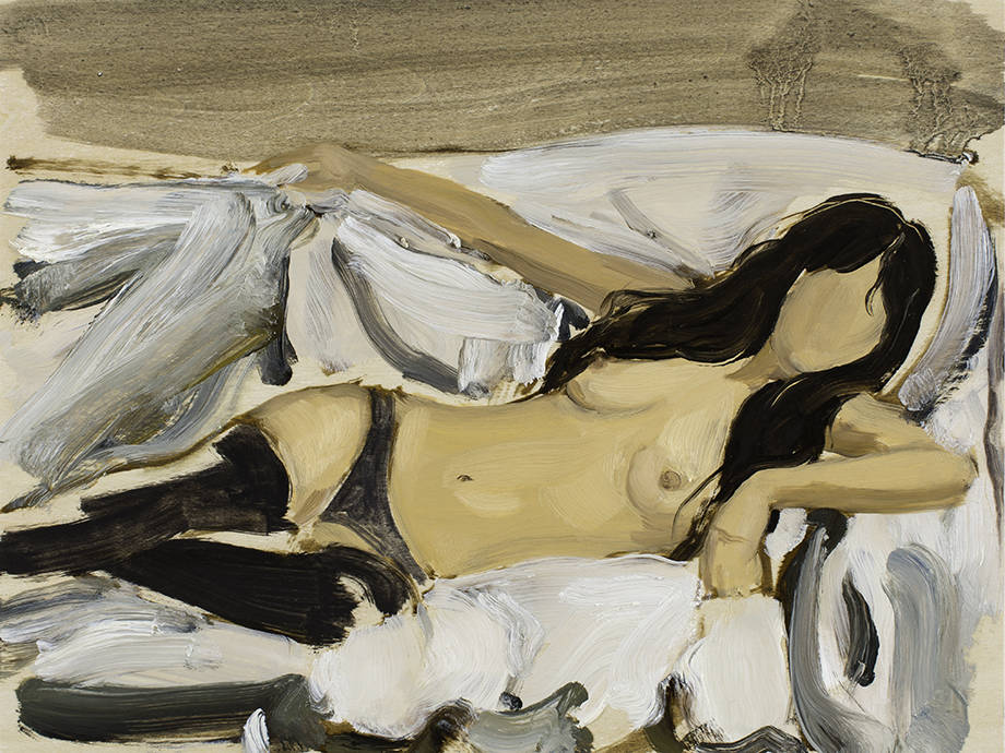 Artist Gideon Rubin: Inspirations from Vulnerability, Intimacy and Atrocity