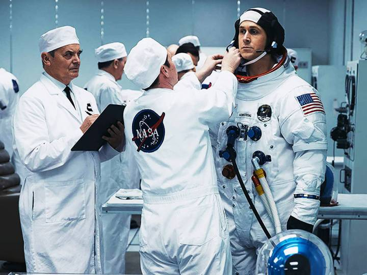 Ryan Gosling's 'First Man' Is About More Than a Flag