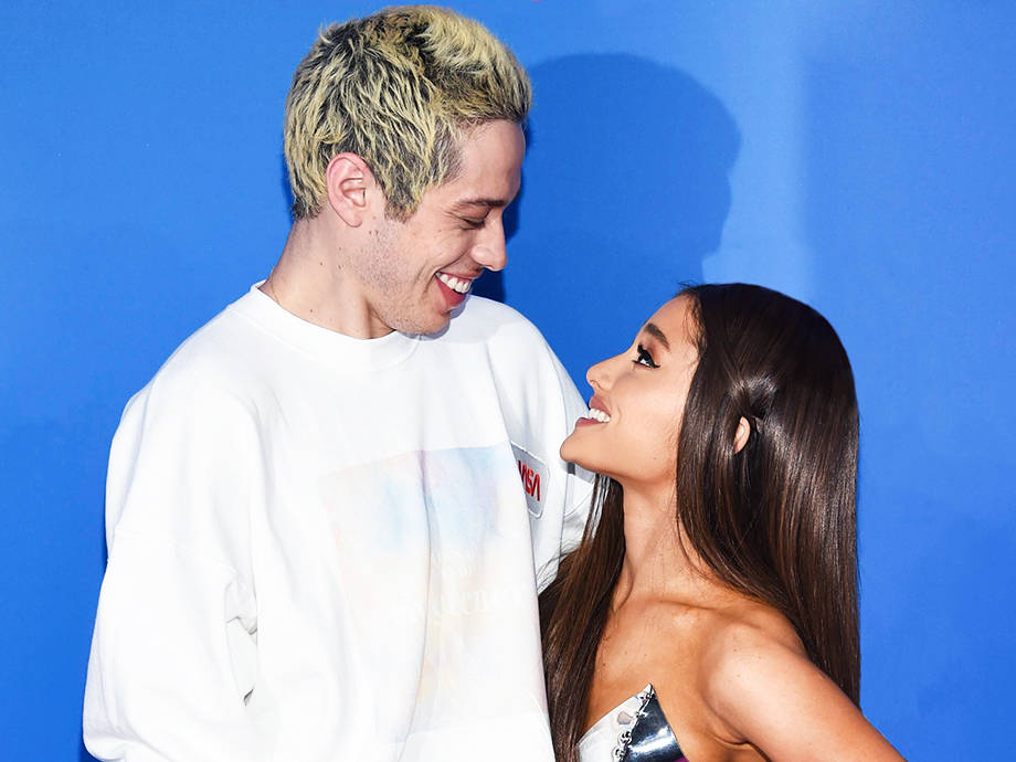 Ariana Grande, Pete Davidson and the Ups and Downs of Public Romance
