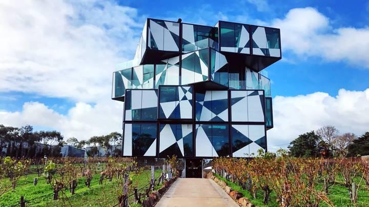 The d'Arenberg Cube Awakens All the Senses