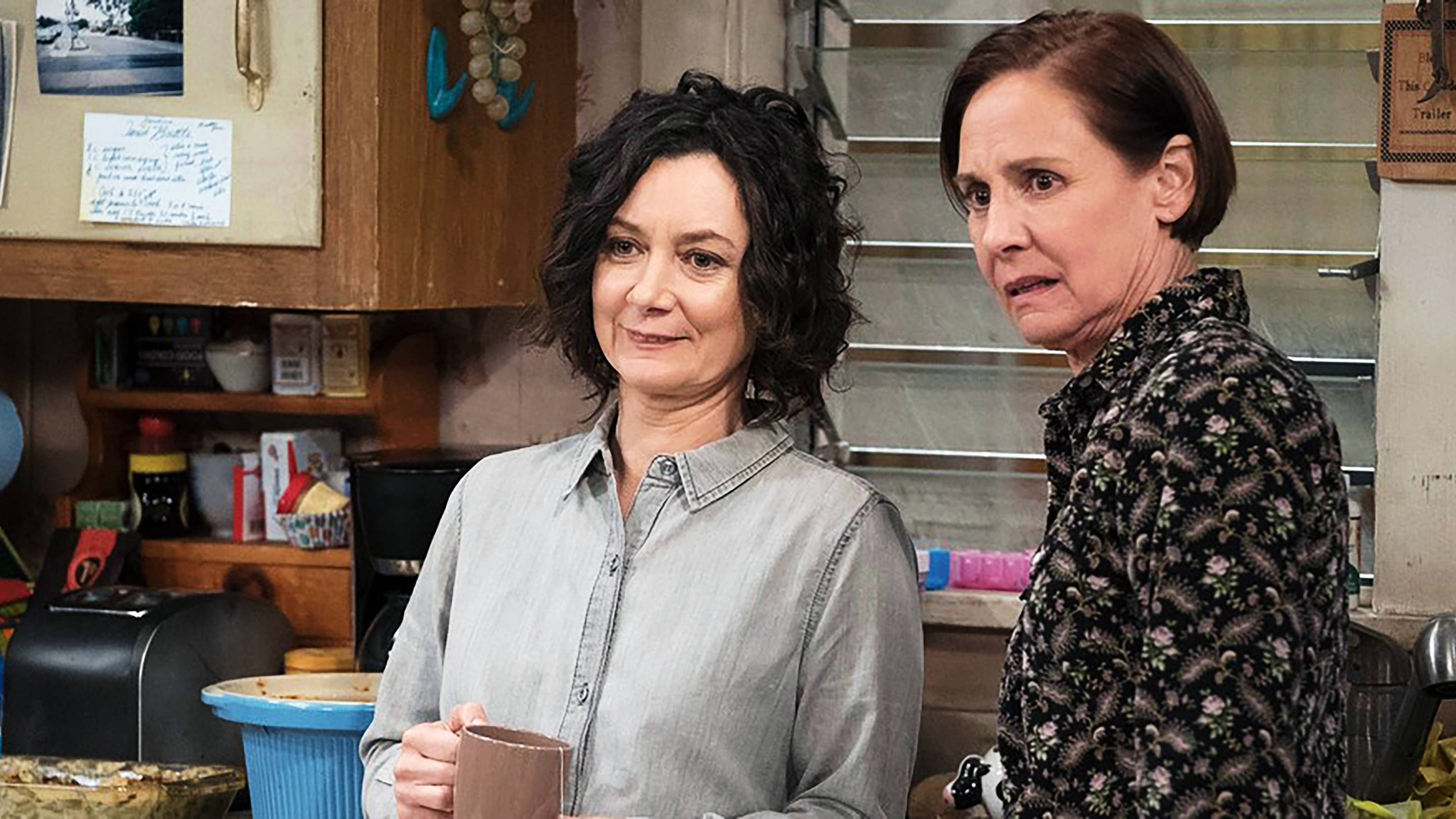 Roseanne's death on 'The Conners' premiere