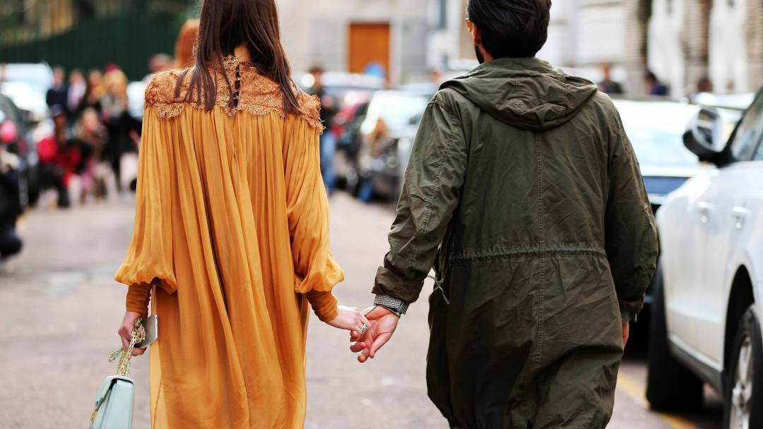 The Secret to a Healthy, Long Lasting Relationship May Be in Your Fashion Closet