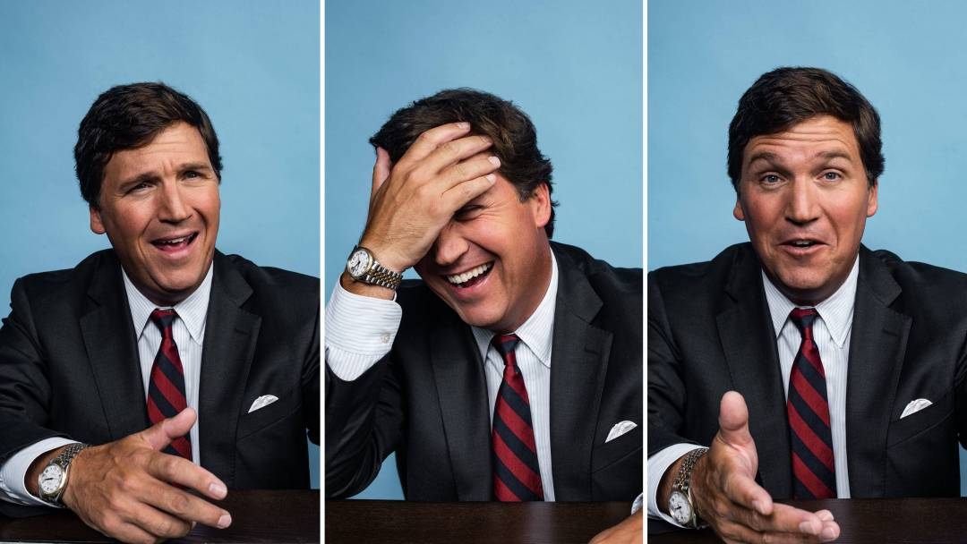 The Playboy Interview With Tucker Carlson