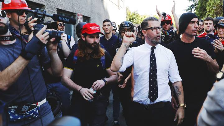 Inside the Proud Boys, America's Hipster Hate Group