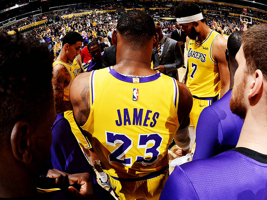 How High Can LeBron Soar With the Lakers?