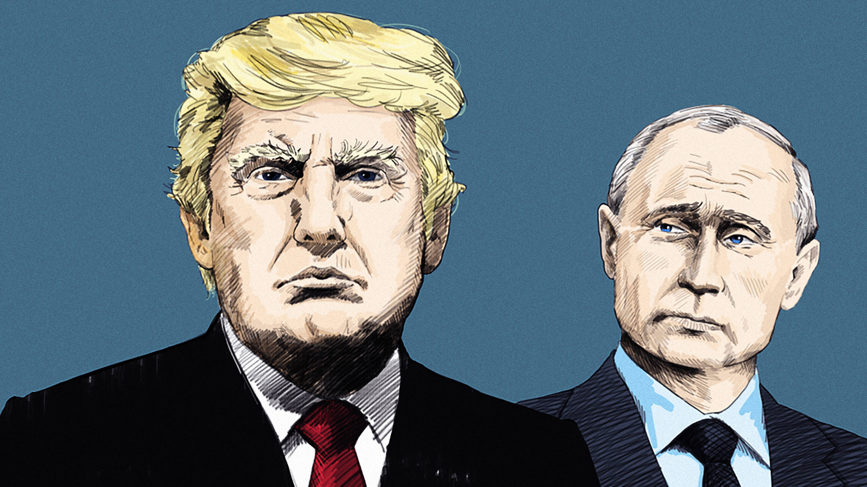 Trump Putin abroad