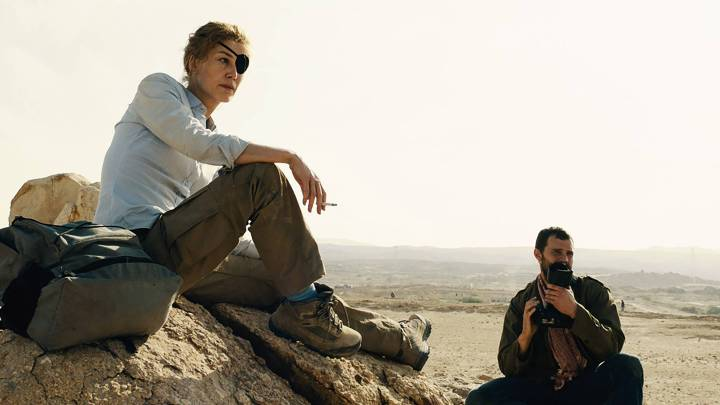 Why Rosamund Pike Struggled With the Intense Shoot for 'A Private War'