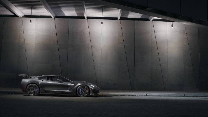 Corvette ZR1 Is Supercharged Hellfire