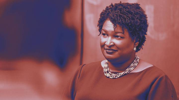 What Voter Suppression Could Mean for Stacey Abrams