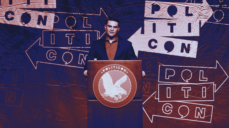 Ben Shapiro at Politicon 2018