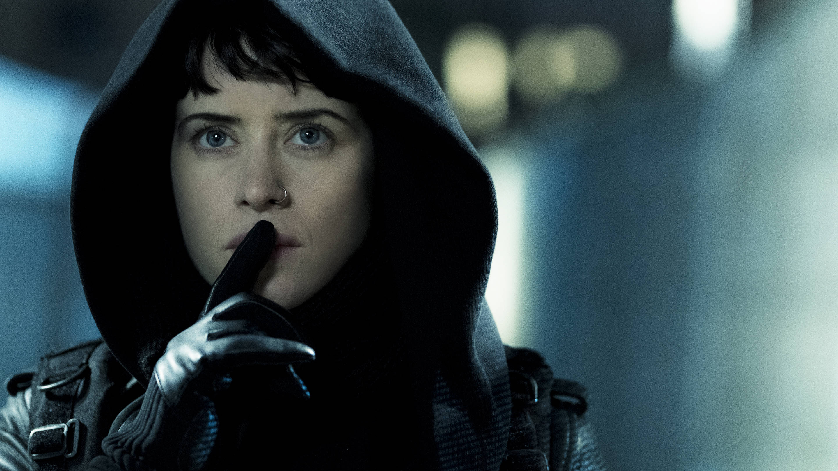 Claire Foy in Girl in the Spider's Web