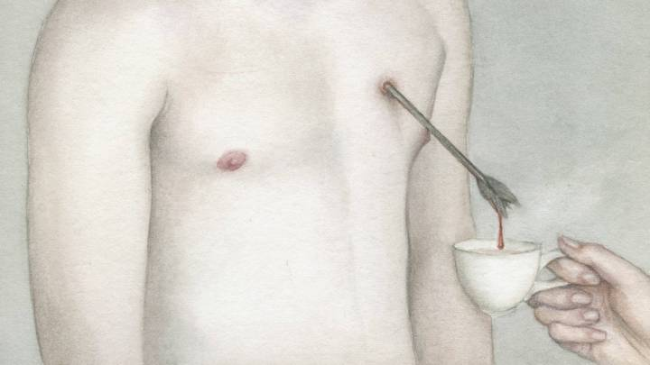 Fall Into the Strange, Sensuous World of Artist Nicolas Tolmachev