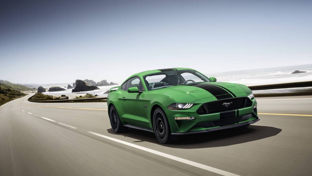 The 2019 Mustang GT Is a Joyride Better Than Ever