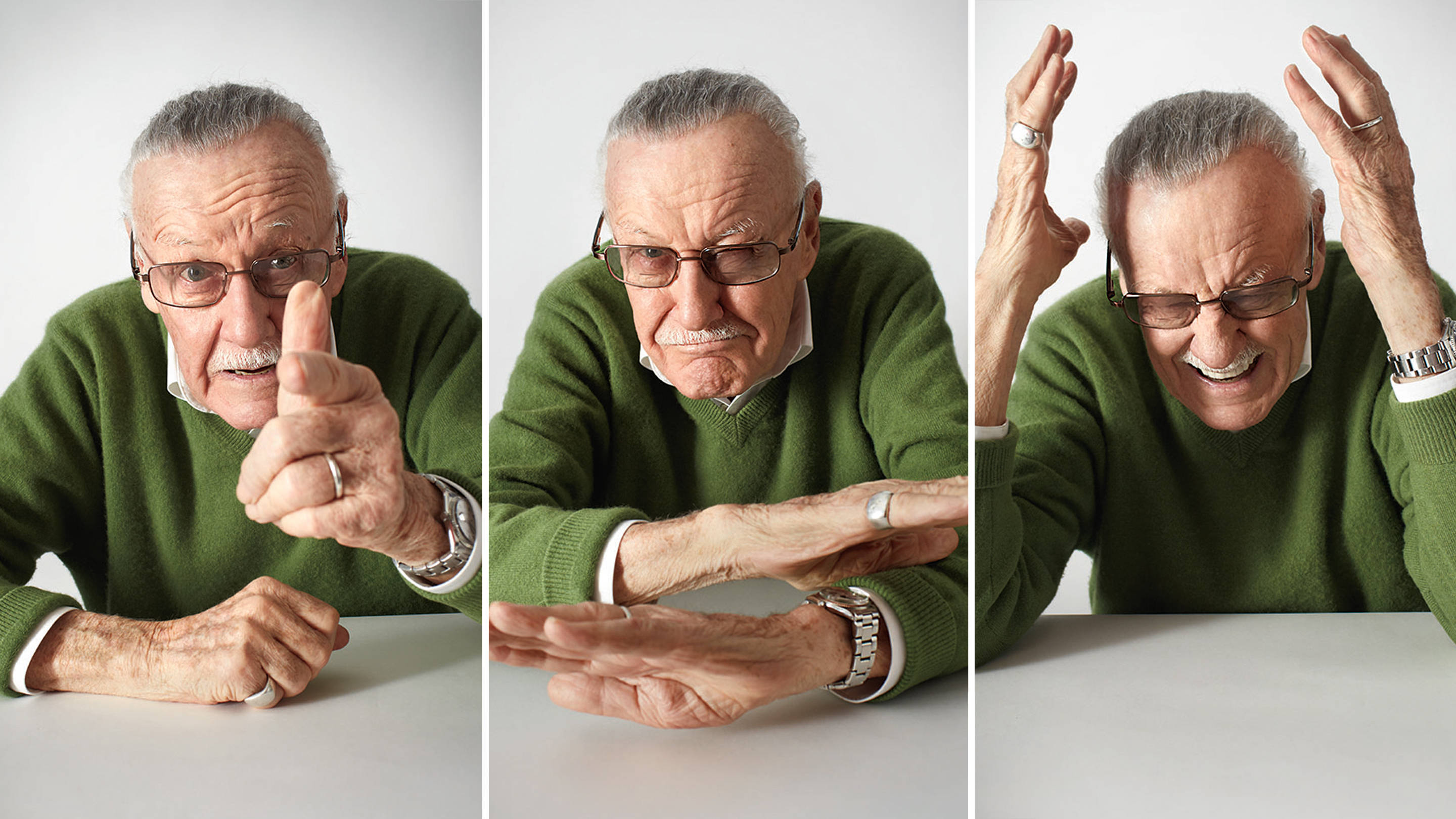 Marvel's Stan Lee for Playboy Interview