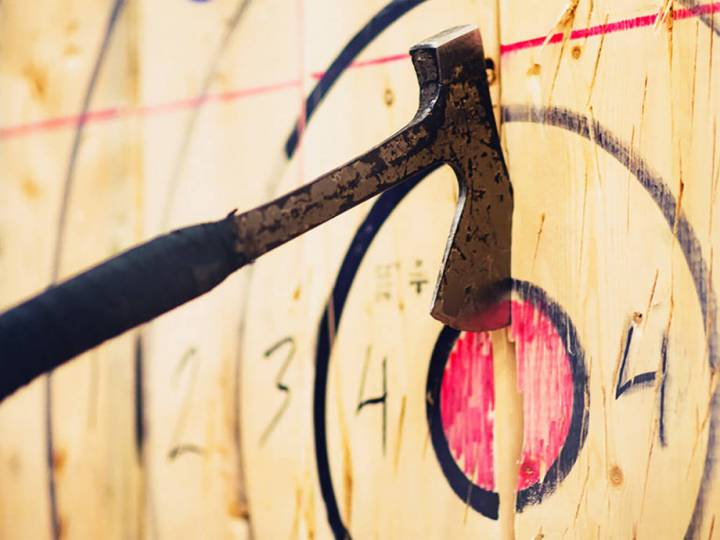 Want to Grab a Beer and Throw a Few Axes?