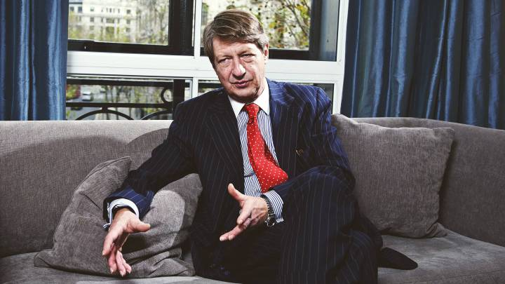 A Rare Conversation With P.J. O'Rourke, Legendary Satirist