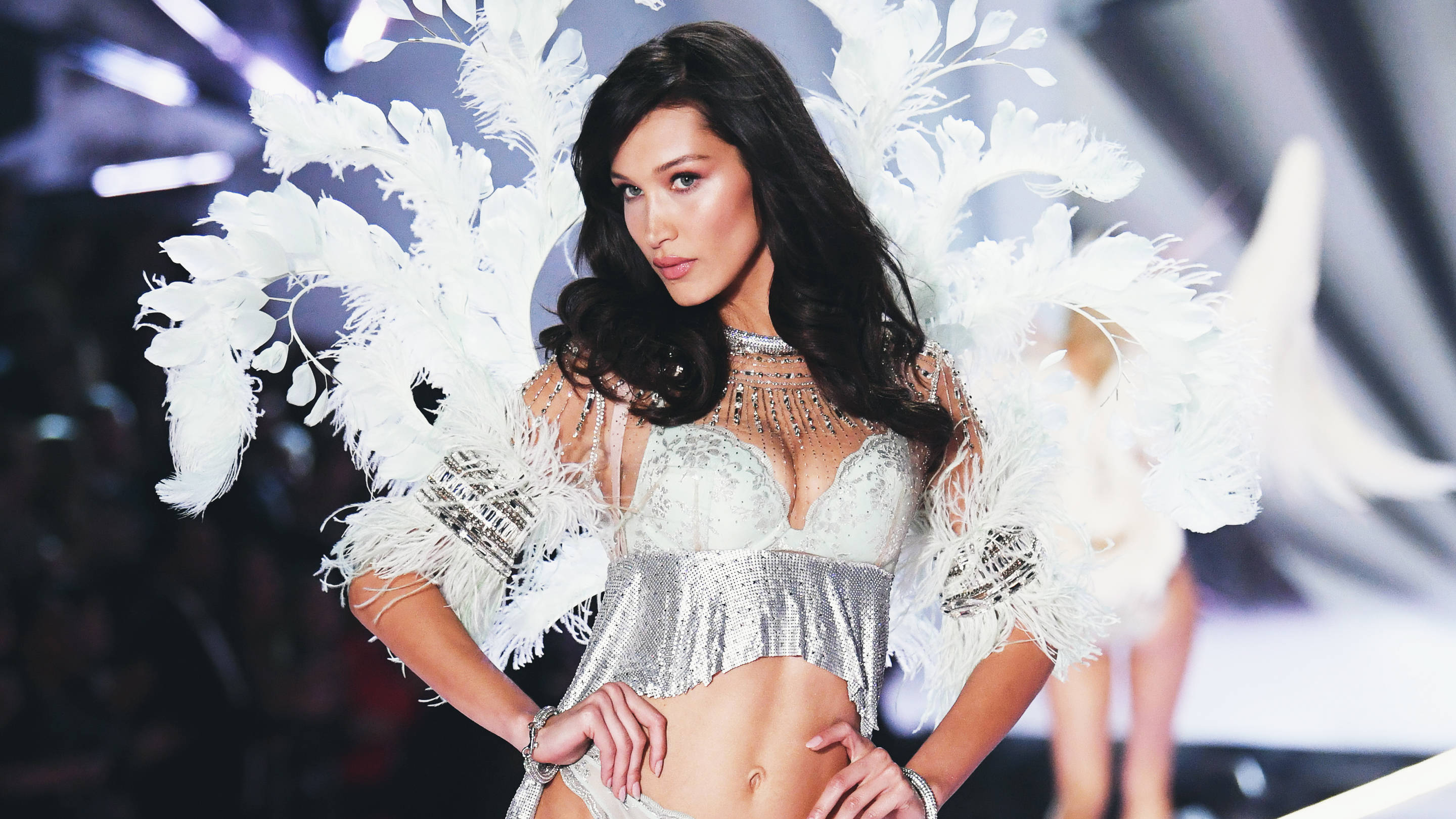 Victorias secret scandal bella hadid