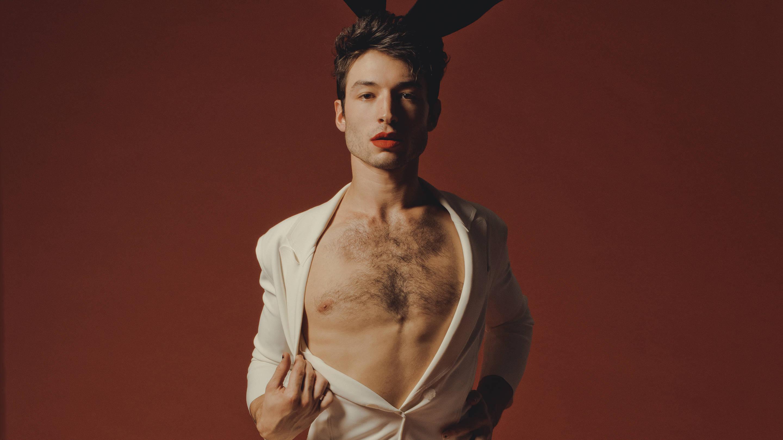 Ezra Miller for Playboy