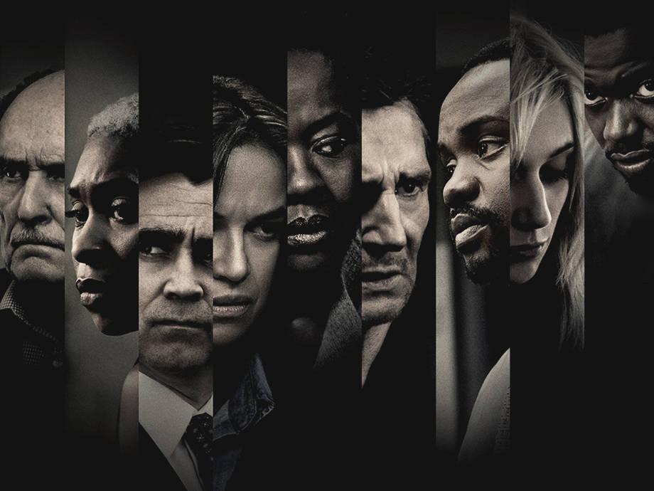 Viola Davis Steals the Show in Brutal Heist Movie 'Widows'